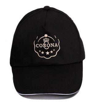 Corona Black Hat